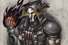 Reaper from Overwatch